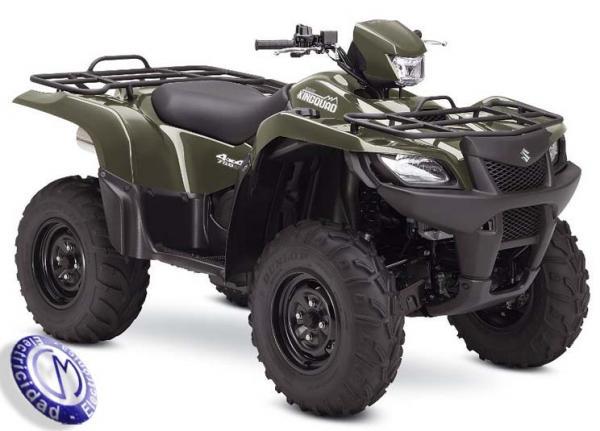 ATV SUZUKI modelo 750,KINGQUAD