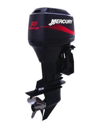OUTBOARDS MERCURY modelo 90 ELPTO 2 TIEMPOS 90 HP
