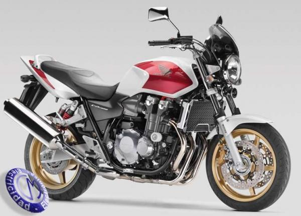 MOTOCICLETA HONDA modelo CB1300F