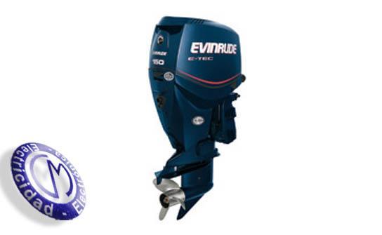 OUTBOARDS EVINRUDE modelo E-TEC150
