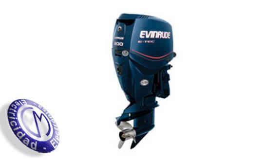 OUTBOARDS EVINRUDE modelo E-TEC200