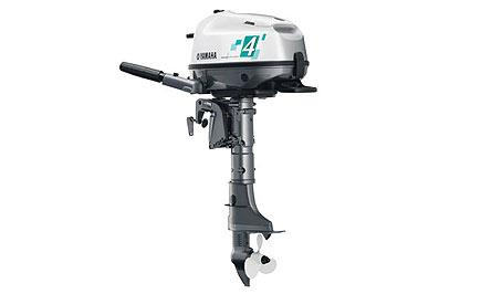 OUTBOARDS YAMAHA modelo F4BMHS-L