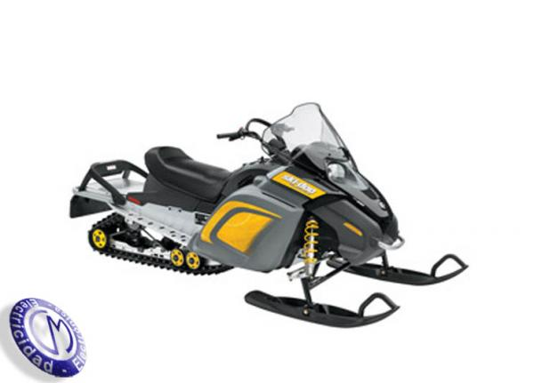 SNOWMOBILE SKIDOO modelo FREESTYLE,BACKCOUNTRY550