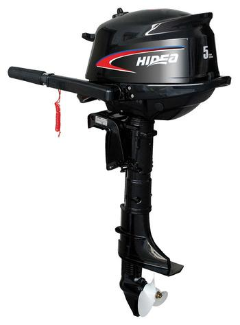 NAUTICA HIDEA modelo HDF5HS 4T 5 HP