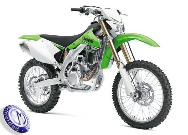 MOTOCICLETA KAWASAKI modelo KLX450R