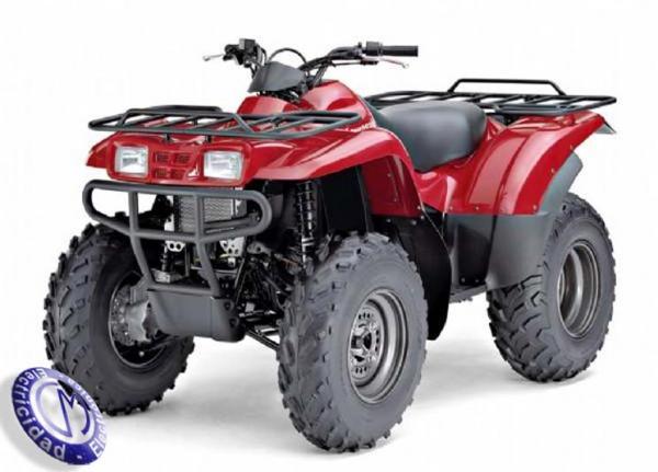 ATV KAWASAKI modelo KVF360,(2X4)