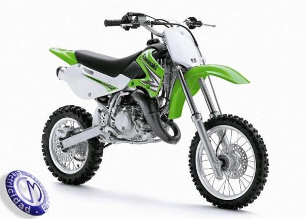 MOTOCICLETA KAWASAKI modelo KX65