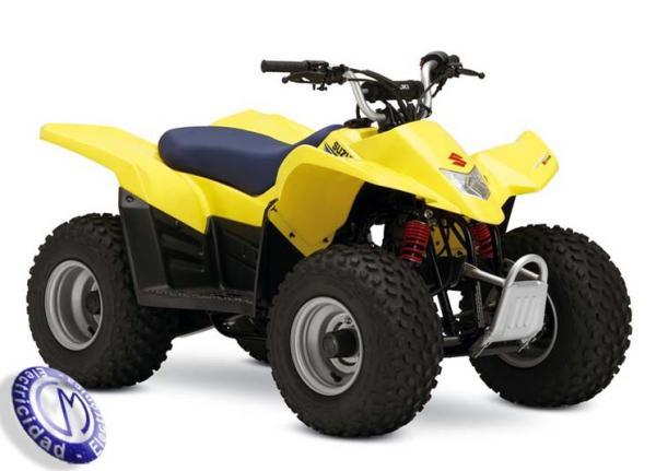 ATV SUZUKI modelo LTZ50