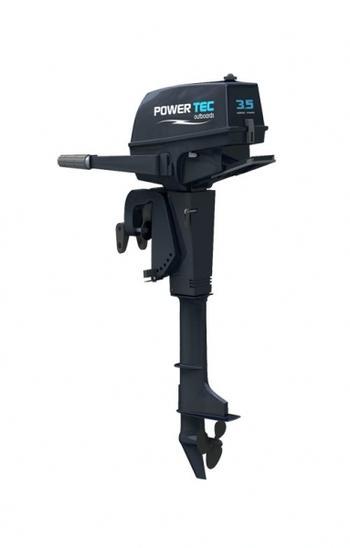 OUTBOARDS POWERTEC modelo P3,5HP