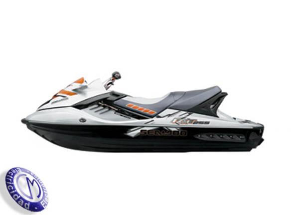 WATERCRAFT SEADOO modelo RXT-X