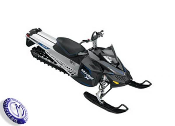 SNOWMOBILE SKIDOO modelo SUMMIT,X163800RPOWERTEK