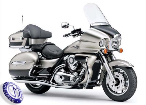 MOTOCICLETA KAWASAKI modelo VN1700,VOYAGER