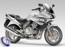 MOTOCICLETA HONDA modelo CBF1000