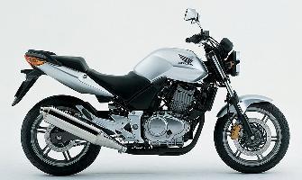MOTOCICLETA HONDA modelo CBF500