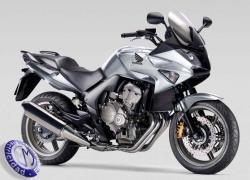 MOTOCICLETA HONDA modelo CBF600S,ABS