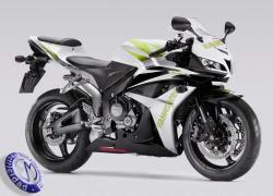 MOTOCICLETA HONDA modelo CBR600RR,HANNSPREE-TEN-KATE