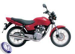 MOTOCICLETA HONDA modelo CG125