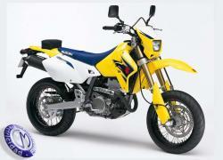 MOTOCICLETA SUZUKI modelo DR400,Z-SM