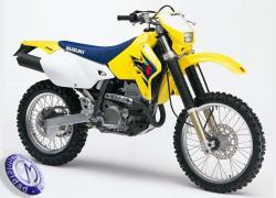 MOTOCICLETA SUZUKI modelo DRZ400,E
