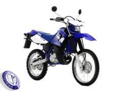 MOTOCICLETA YAMAHA modelo DT125R
