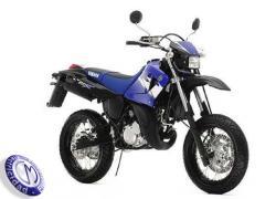 MOTOCICLETA YAMAHA modelo DT125X