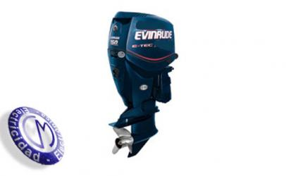 OUTBOARDS EVINRUDE modelo E-TEC150-HO