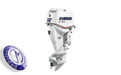 OUTBOARDS EVINRUDE modelo E-TEC200-H.O.