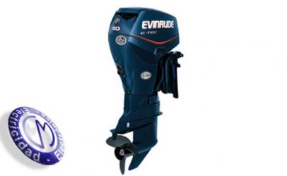 OUTBOARDS EVINRUDE modelo E-TEC60-INLINE-2
