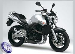 MOTOCICLETA SUZUKI modelo GSR600,ABS
