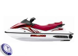 WATERCRAFT SEADOO modelo GTI4-TEC