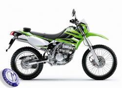 MOTOCICLETA KAWASAKI modelo KLX250