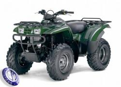 ATV KAWASAKI modelo KVF360,(4X4)