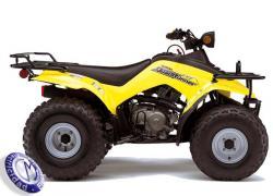 ATV SUZUKI modelo LTF160
