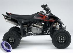 ATV SUZUKI modelo LTR450,Z