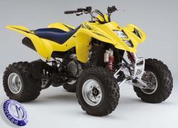 ATV SUZUKI modelo LTZ400