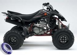 ATV SUZUKI modelo LTZ400,Z