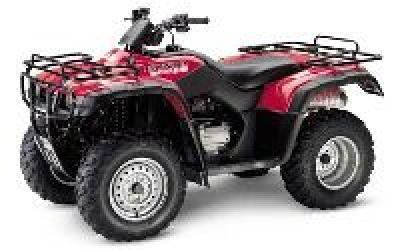 ATV HONDA modelo TRX350,FE-FOURTRAX