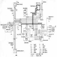 Diagrama honda c102 on