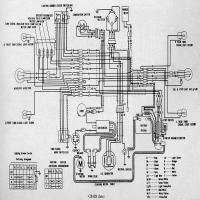 De Fe Cd F F F furthermore Honda Cb also B F B likewise Honda Na Wiring Diagram together with Cb Wiring Diagram. on honda cb125 wiring diagram