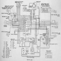 honda-cb175-to_k6  Hp Yamaha Outboard Cdi Wiring Diagram on for tachometer, parts meters speed, f25tlry, tilt trim gauge, for 6hp,