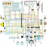 Honda Cb K on Honda Cdi Wiring Diagram