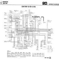 vista previa de la imagen honda cbx750f