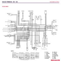 Rebel Wiring Harness Diagram on honda rebel wiring diagram