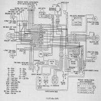 vista previa de la imagen honda cl175 1970