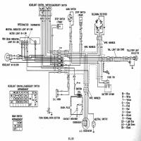 Honda Sl125 on 1971 honda sl125 wiring diagram