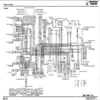 diagrama honda v65c