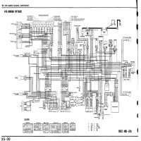 diagrama honda vf750c 1996 honda magna 750 wiring diagram 1983 honda shadow 750 wiring diagram #3