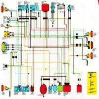 honda xl250r wiring 1969 honda z50 wiring diagram