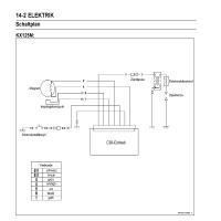 1975 kawasaki 250 wiring diagram diagrama kawasaki kx125 kx250