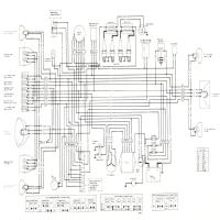 1980 Kawasaki Kz1000 Wiring Diagrams - All Diagram Schematics
